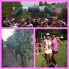 Tracy and Chau half marathon 7-21-13