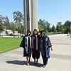 Cindy graduation - Cindy-Neha-Natalia