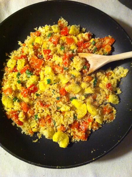 Cauliflower Rice by Cindy