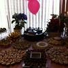 Betty Scott retirement party - food1