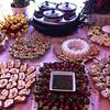 Betty Scott retirement party - food2
