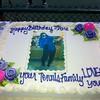 Jane tennis birthday cake