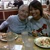 GMa & Natalia at Paradise Buffet