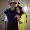 Lisa Picachu and Robby Ash Ketchum