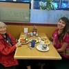 Cindy-Grandma at JoAnne Cafe 10-9-13