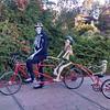Dale Perkins Halloween bike