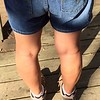 Jane AFTER - rear view feet apart 2-15-2015