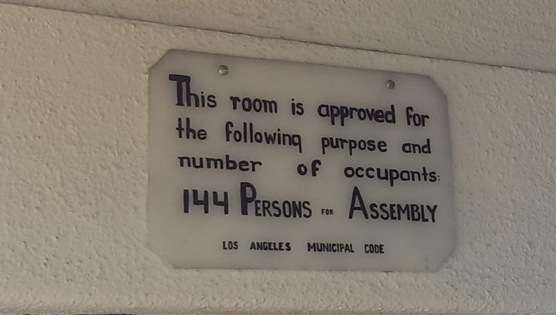 144 occupancy