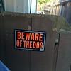 Bully Dog sign