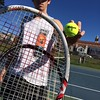 The tennis challenge