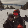 Lisa & Robby at Tahoe