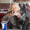 Grandma costco dog