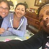 Beth-Syl-Tracy at breakfast