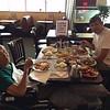 Grandma dinner at Chinese Restaurant
