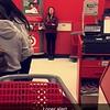 Cindy at Target