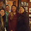 Bob-Jane-Susan-Cindy-Lisa at Sprengers dinner