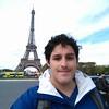 Erick in Paris on 100 dollars
