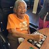 Grandma coloring