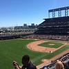 Lisa-Robby Giants game seats