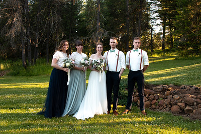 Lillian and Cedric's wedding