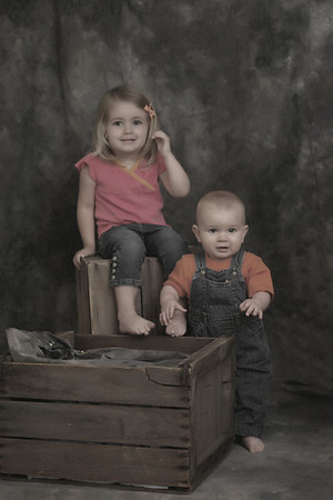 Lilly and Preston- More to come