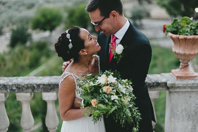 Lily + Cesar - Wedding