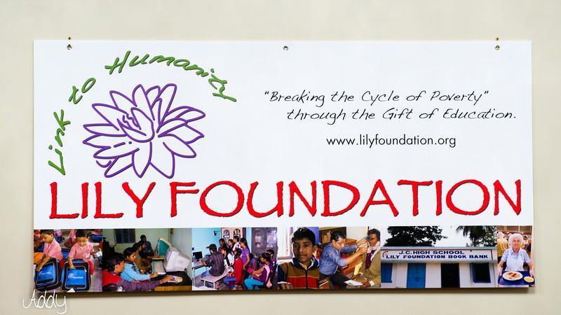 Lily Foundation Appreciation Dinner 2014