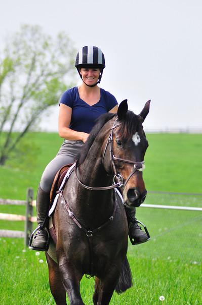 Gallop at Laurel Hill 050311