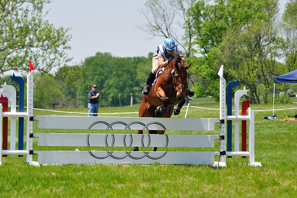 Lily Bridge Eventing @ MCTA HT 2011