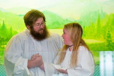 Lily Baptism