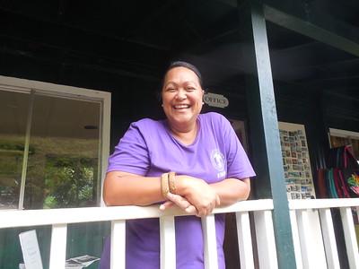 Wilderness Volunteers: 2016 Limahuli National Tropical Botanical Garden service trip