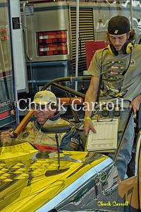 Lime Rock Vintage Weekend - Friday 2012 - Paul Stinson - Lotus Super 7