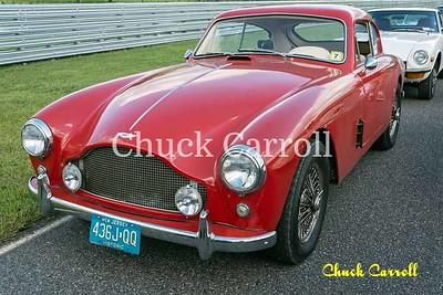 Lime Rock Park Historic Festival -  Vintage & Historic Race Car Parade -  August 2014