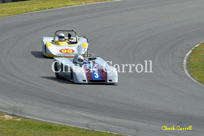 Lime Rock Vintage Weekend - Monday 2012