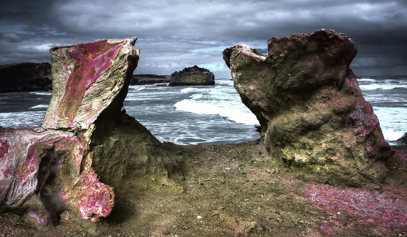 Tree-o Of Rocks
