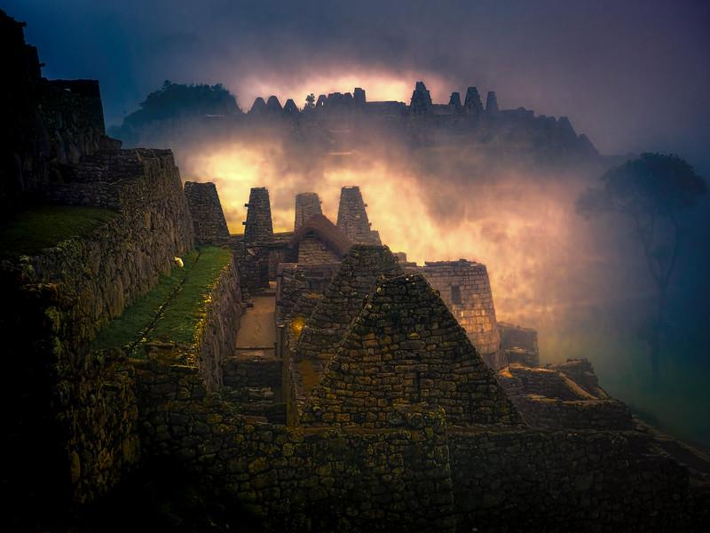 Machu Picchu Awakening