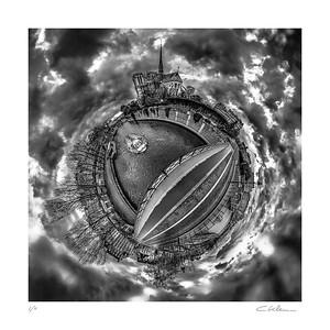 Crowning La Seine - By © ChristianKleiman.com