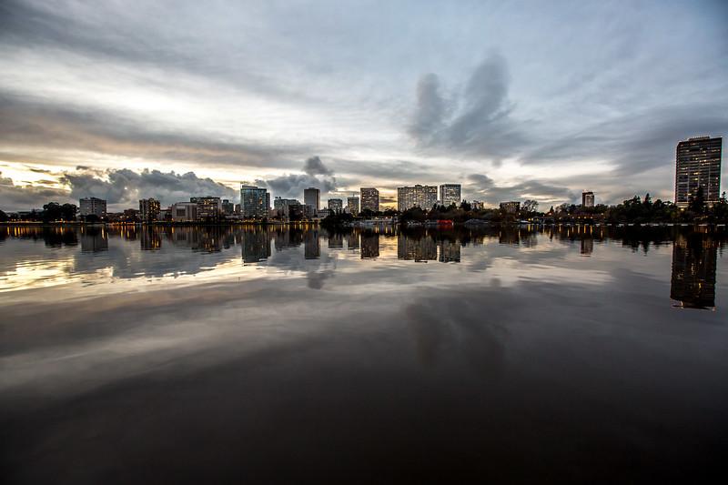 Oakland Skyline — 1 of 4