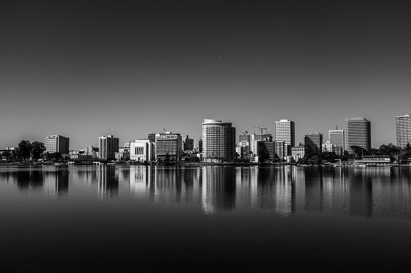 Oakland Skyline — 3 of 4