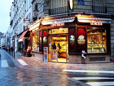 Parisian Street Life