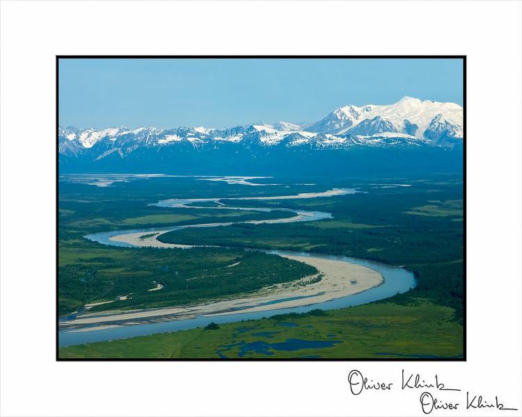 Lake Clark Range
