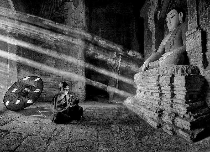 Inspiring Light