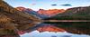 Piney Lake Alpenglow