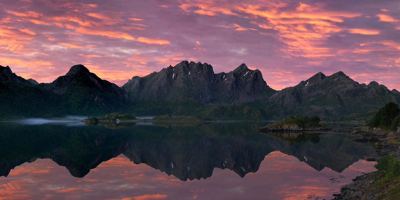 NOR_001; Lofoten Island