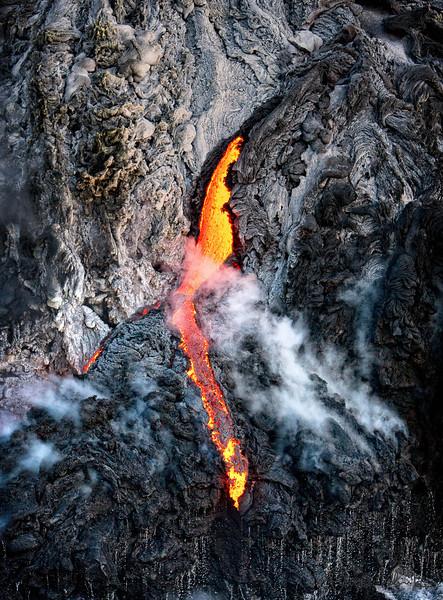 42. Lava Study #2