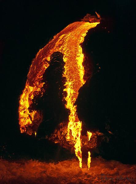 41. Lava Study #1