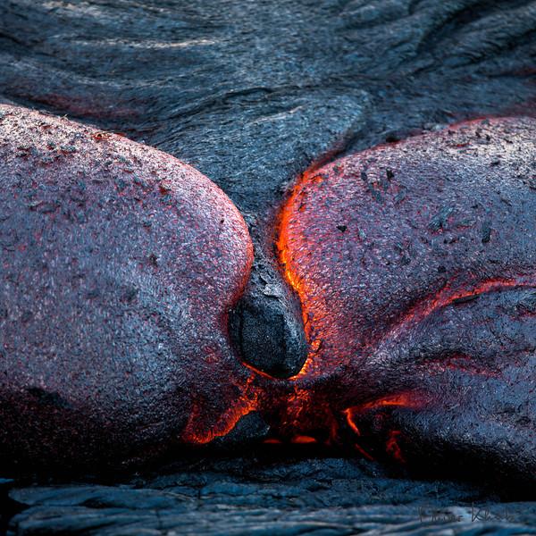 48. Lava Study #8