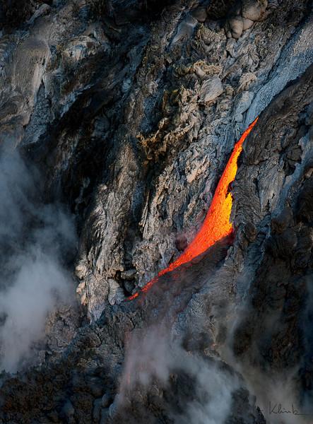 46. Lava Study #6