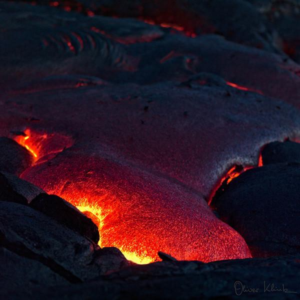 43. Lava Study #3