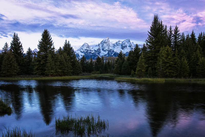 Schwabachers Landing - Grand Teton National Park, Wyoming